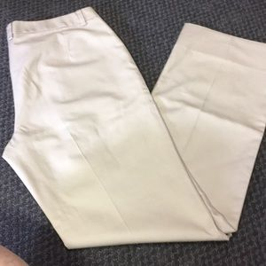 BROOKS BROTHERS TAN PANTS 6 Advantage chino